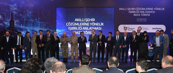 'Diyarbakır'ı geleceğe taşıyacağız'