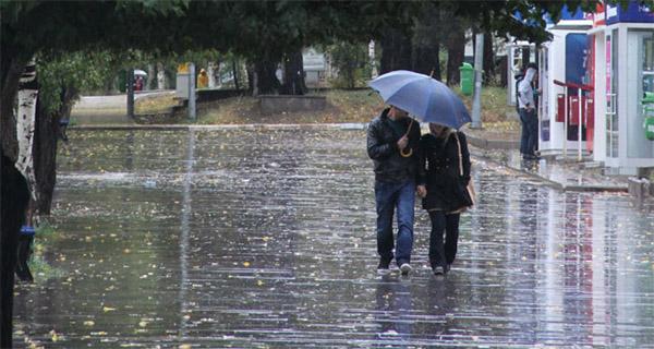 Meteoroloji uyardı; Yağışlara dikkat!