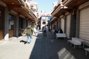 Fethullah Çelik'in objektifinden sokağa çıkma yasağı