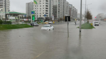 VİDEO HABER – Diyarbakır sular altında!