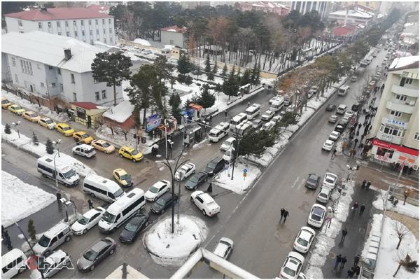 Bitlis'te 3 köy ve 10 apartman karantinaya alındı