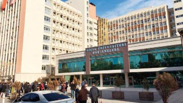 """Dicle Üniversitesi Hastanesi'nde """"mobbing istifaları"""""""