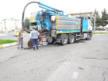 Aşırı yağışların getirdiği atıklar temizlendi