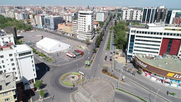 """""""Yaşanılabilir bir Diyarbakır için el ele verelim"""""""