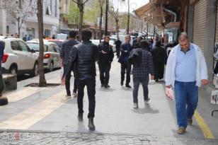 VİDEO HABER – Diyarbakırlılar güneşli havada 'Evde Kal'madı