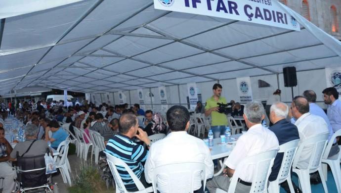 Ramazan ayında iftar çadırları kurulmayacak