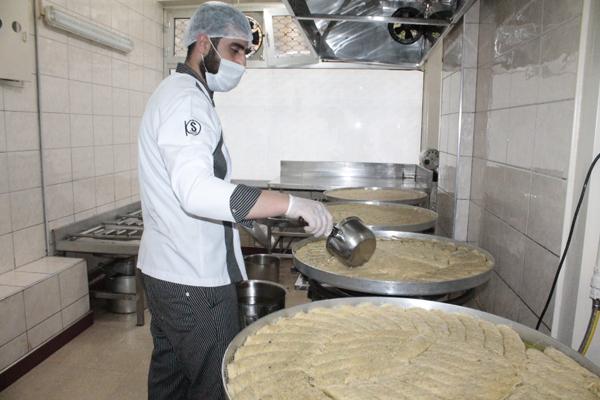 Ramazan'da tatlı talebi 3 kat arttı