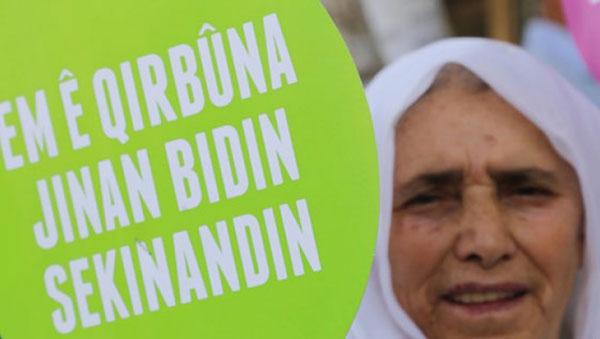 Kadınlara 'sosyal ve hukuki destek' çağrısı