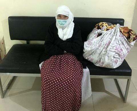 Diyarbakırlı 110 yaşındaki kayıp kadın Kızıltepe'de bulundu
