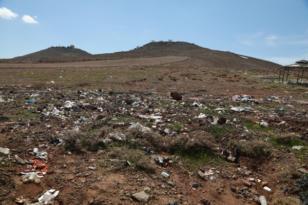 VİDEO HABER – Kayak değil, çöp merkezi!