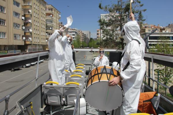 Diyarbakır'da açık hava konseri