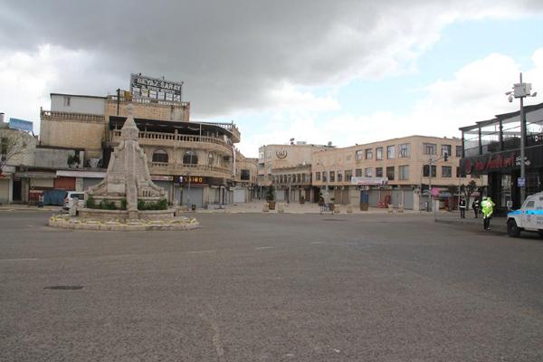 VİDEO HABER – Mardin ilçelerinde sokağa çıkma yasağı sessizliği sürüyor