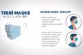 VİDEO HABER – Sağlık Bakanlığı tıbbi maskenin nasıl kullanacağını anlattı