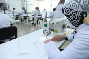Ücretsiz maske başvuruları e-Devlet'e kaydırıldı