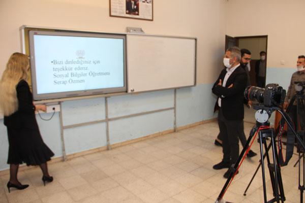 Milli Eğitim Müdürlüğü'nden öğrenciler için online ders kanalı