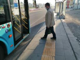 Diyarbakır'da 129 otobüs kısıtlamadan muaf olan vatandaşları taşıyacak