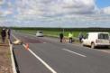 VİDEO HABER – Otomobil iki ineğe çarptı