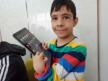 10 yaşındaki Rızgar hayaline kavuştu