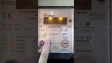 Elektrik ve doğalgaz faturaları kıyasen kesilecek!