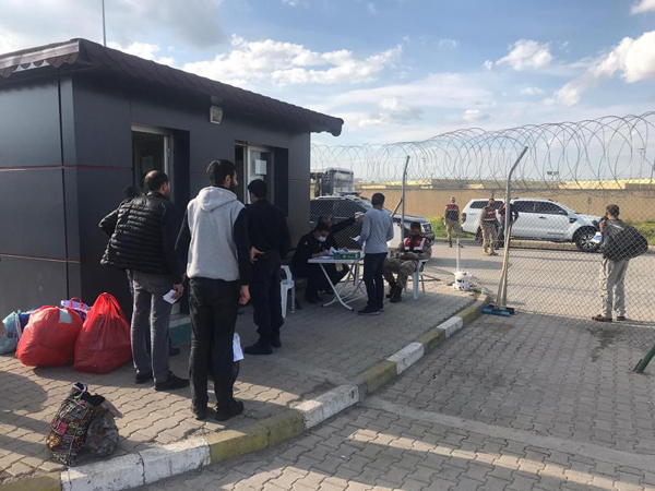 Diyarbakır'da 87 tutuklu ve hükümlü daha tahliye edildi
