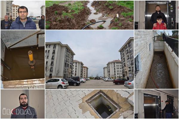 VİDEO HABER – 'Önlem alınmazsa TOKİ binaları yıkılacak'