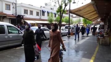 VİDEO HABER – Yasak bitti, vatandaşlar alışverişe çıktı