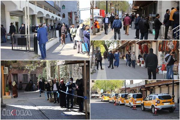 VİDEO HABER – Yasak kalktı sokaklar doldu!