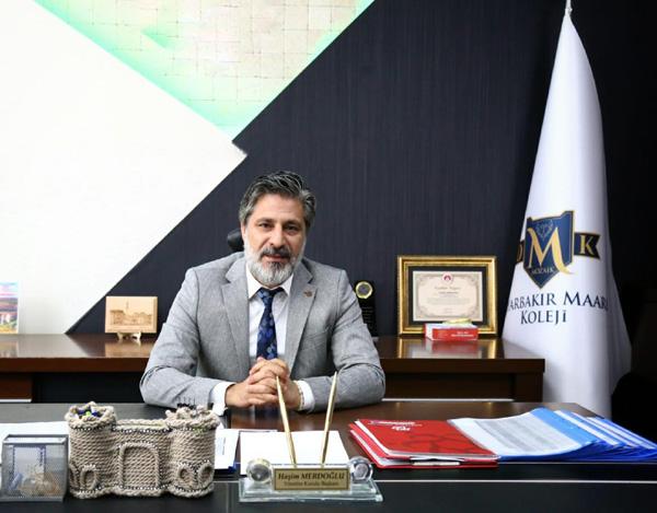 DEVA Partisi İl Başkan Adayı Merdoğlu projelerini açıkladı