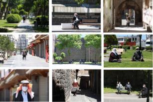 VİDEO HABER: 65 yaş ve üstü vatandaşlar parklara akın etti