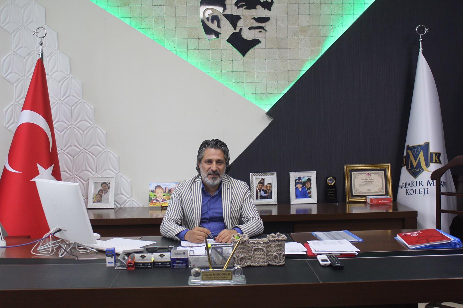 Ak Partili Belediye Başkanının kardeşi Merdoğlu, DEVA Partı̇sı̇ Dı̇yarbakır İl Başkanlığına aday