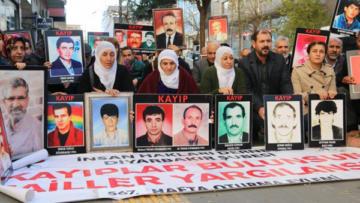 Kayıp yakınları Aydoğan'ın akıbetini sordu