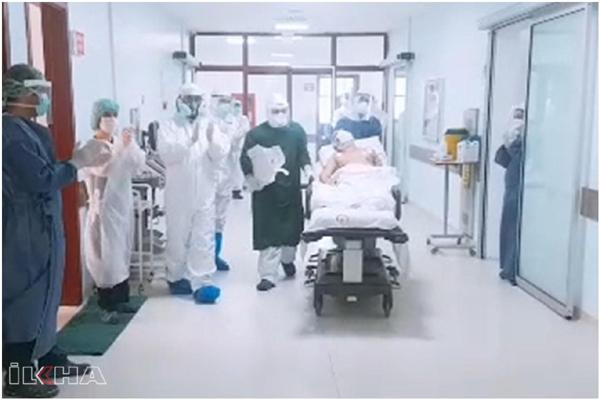 Bölge hastanelerinde yer yok