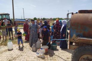 VİDEO HABER – Elektrikleri kesilen köylüler: Bu bir zulümdür