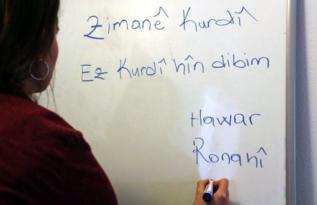 Online Kürtçe kurs kampanyası başladı