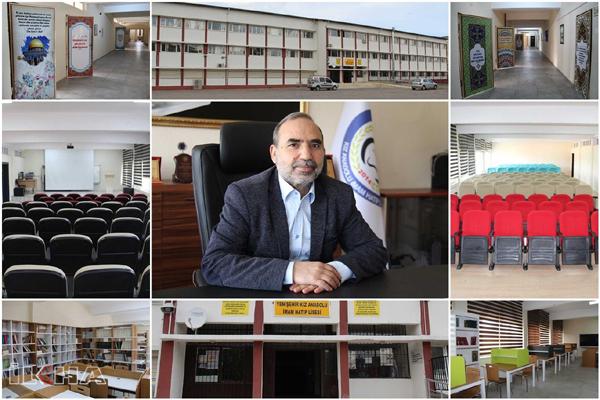 VİDEO HABER – Diyarbakır'daki 10 lise 'Proje Okulu' seçildi