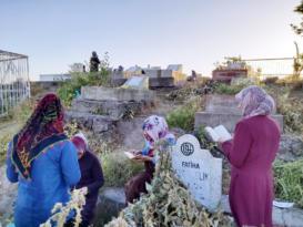 VİDEO HABER – Peyas Mezarlığı harabeye döndü!
