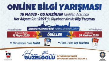 Büyükşehir Belediyesi ödüllü bilgi yarışması düzenliyor