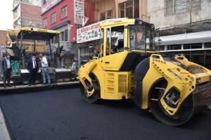 Bağlar'da asfalt çalışmaları sürüyor!