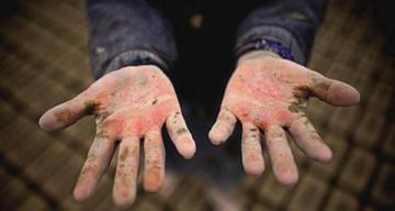 'Türkiye'deki çocuk işçiliği oranı geriledi'