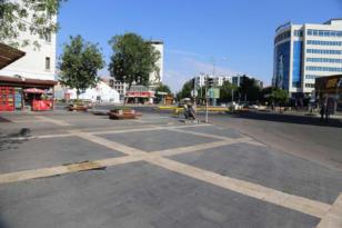 VİDEO HABER – LGS saatlerinde Diyarbakır sessizliğe büründü