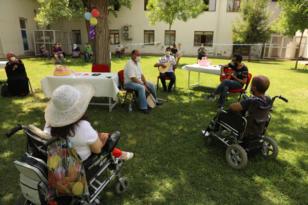 Engellilere yönelik telafi eğitimlerine başladı