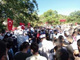 Hakkari şehidi Diyarbakır'da toprağa verildi
