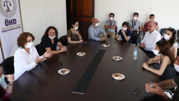 'Yürüyüş tüm Türkiye halklarının talebi'
