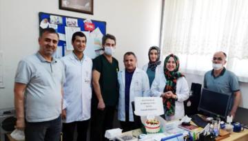 Huzur Sağlık-Sen diyetisyenlerin gününü kutladı