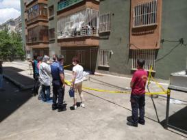 VİDEO HABER – 6'ıncı kattan atlayarak intihar etti