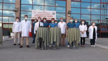"""Koronavirüse karşı """"Türk Işın Tedavisi"""""""