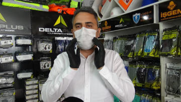 Maske fırsatçıları virüsün yayılmasına neden oldu!