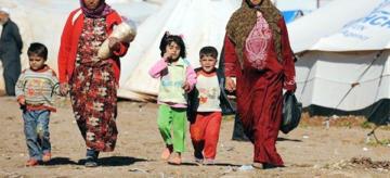 'Dünyada 70 milyon insan yerinden edildi'