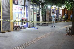 Kuaför dükkanında silahlı kavga: 1 yaralı