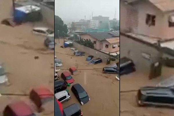 VİDEO HABER – Şiddetli yağmurlar sele dönüştü: 5 kişi öldü